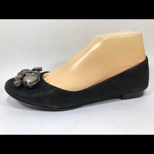 Kate Spade Leather Ballet Flats Women's 8B